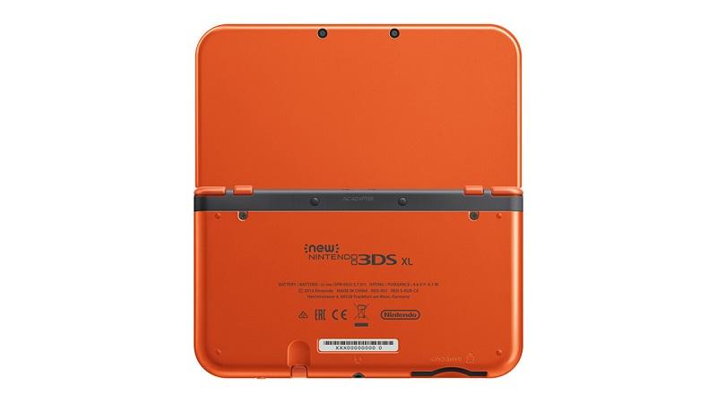 New Nintendo 3ds Xl Naranja Discoazul Com