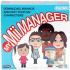 My Mii Manager Wii