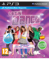 Lets Dance (Move) PS3