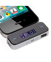 3.5mm Jack FM Transmitter for iPhone 5/iPhone