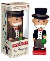Mr. Monopoly Bobble Head