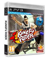 Kung Fu Rider (Move) - PS3