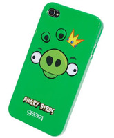 Angry Birds - Backcase King Pig iPhone 4/iPhone 4S