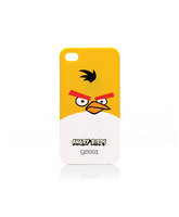Angry Birds - Backcase Yellow iPhone 4/iPhone 4S