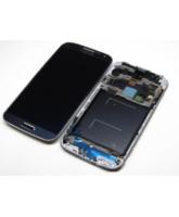 Pantalla completa Samsung Galaxy S4 i9500 Azul