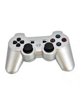 Mando inalámbrico para PS3 DoubleShock III Silver (No oficial)