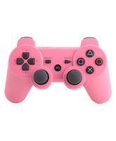 Mando PS3 DoubleShock III Rosa (No oficial)
