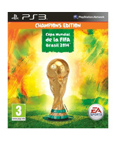 FIFA 2014 World Cup Brazil 2014 Champions Edition PS3