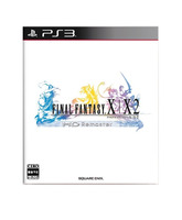 Final Fantasy X-X2 Remastered HD PS3