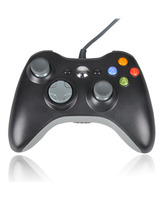Mando Xbox 360 Negro (No oficial)