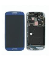 Pantalla completa Samsung Galaxy S4 i9505 Azul Metálico