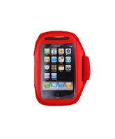 Sports Running Gym Armband Case for iPhone 4G/4S (Red)