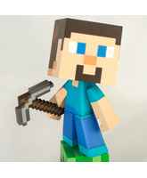 Minecraft - Boneco Steve 15 cm
