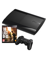 Consola Playstation 3 (500 GB) + The Last of Us