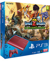 Consola Playstation 3 (12GB) + Invizimals: El reino escondido