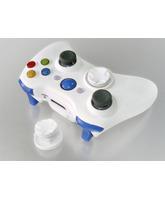 Carcasa Mando Xbox 360 Wireless XCM Blanca