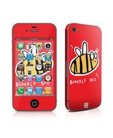 Skin Bumble Bee iPhone 4
