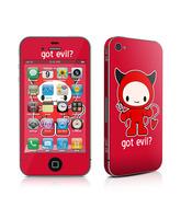 Skin Got Evil iPhone 4