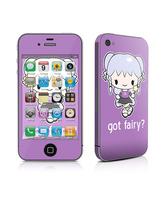 Skin Got Fairy iPhone 4