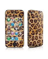 Skin Leopard Spots iPhone 4