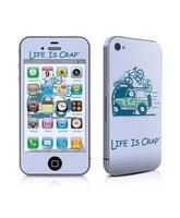 Skin Mountain Bike Overpass iPhone 4