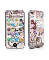 Skin Ragazze e Ragazzi iPhone 4/4S