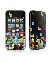 Skin Tetrads iPhone 4