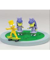 Los Simpsons - Bart, Sherri & Terri