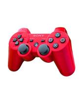 Mando PS3 DualShock 3 Sixaxis Rojo