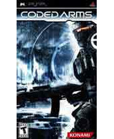 Coded Arms PSP