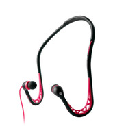 In-ear Stereo Earphones Water Resistant Puro - Fucsia