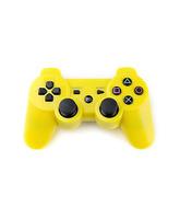 Mando PS3 DoubleShock III Amarillo (No oficial)