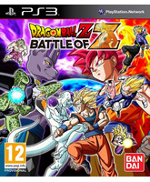 Dragon Ball Z: Battle of Z PS3