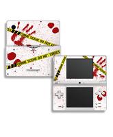 Skin Crime Scene Revisited Nintendo DSi