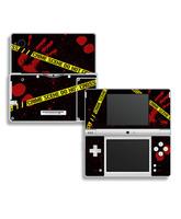 Skin Crime Scene Nintendo DSi