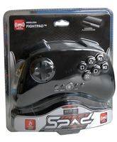 Street Pad Wireless Black for PS3/PC