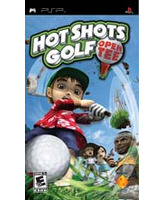 Hot Shot Golf PSP