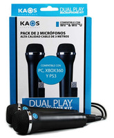 Microphone pack Kaos
