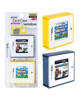 Super Mini Card Case Window