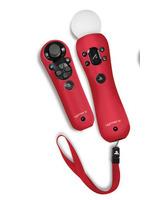 Fundas de silicona para Playstation Move Rojo