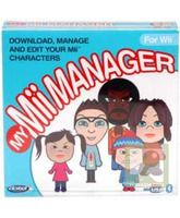 My Mii Manager Pour Wii