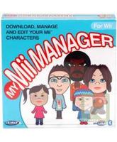 My Mii Manager para Wii