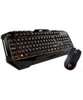 Nox Pack Gaming Keyboard + Mouse Krom Kombat