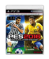 Pro Evolution Soccer 2016 PS3 (DAY ONE EDITION)