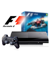Consola Playstation3 de 500Gb + Fórmula 1 2012