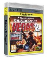 Rainbow Six Vegas 2 (Platinum) PS3