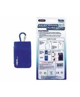 Bolsa Rainy-proof funky bag Enamel Navy NDS Lite