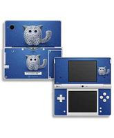 Skin Snow Leopard Nintendo DSi