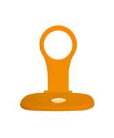 Charger Wall Holder Orange
