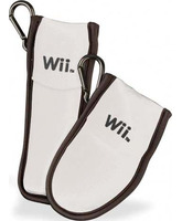 Game Traveler for Wiimote and Nunchuck NW8 White